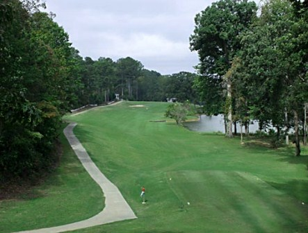 Indian Oaks Golf Club, Anniston, Alabama, 36206 - Golf Course Photo