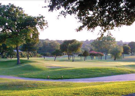 Golf Course Photo, Canyon Creek Country Club, Richardson, 75080