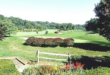 Jefferson District Golf Course,Falls Church, Virginia,  - Golf Course Photo