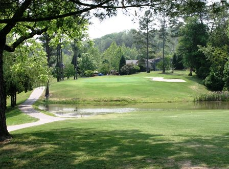 Cleveland Country Club,Cleveland, Tennessee,  - Golf Course Photo