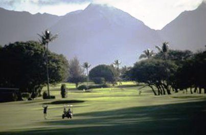 Golf Course Photo, Maui Country Club, Kahului, 96733