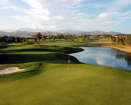 Golf Course Photo, Sterling Hills Golf Club, Camarillo, 93010