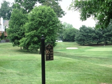 Penderbrook Golf Club, Fairfax, Virginia, 22033 - Golf Course Photo