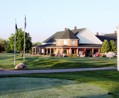 Golf Course Photo, Deer Creek Golf Club, Clayton, 46118