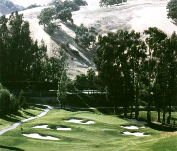 Blackhawk Country Club, Lakeside,Danville, California,  - Golf Course Photo
