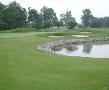 Covered Bridge Golf Club, Sellersburg, Indiana, 47172 - Golf Course Photo