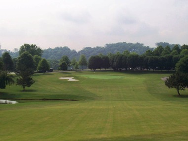 Willow Creek Golf Club,Knoxville, Tennessee,  - Golf Course Photo