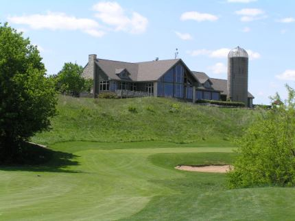 Eagle Ridge Inn & Resort - General,Galena, Illinois,  - Golf Course Photo