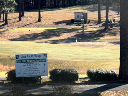 Frank House Municipal Golf Course,Bessemer, Alabama,  - Golf Course Photo