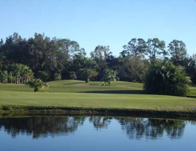 Palm Gardens Golf Course,West Melbourne, Florida,  - Golf Course Photo