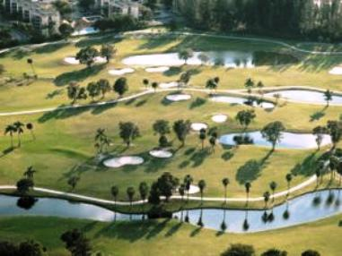 Country Club Of Miami, West,Miami, Florida,  - Golf Course Photo