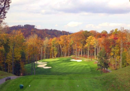 Golf Course Photo, Trillium Links & Lake Club, Cashiers, 28717