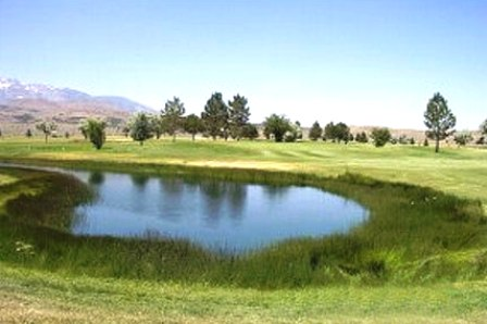 Chimney Rock Municipal Golf Course, Wells, Nevada, 89835 - Golf Course Photo
