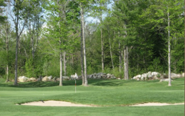 Ridgewood Country Club,Moultonborough, New Hampshire,  - Golf Course Photo
