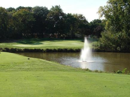 Riverside Golf Club CLOSED 1945,North Riverside, Illinois,  - Golf Course Photo