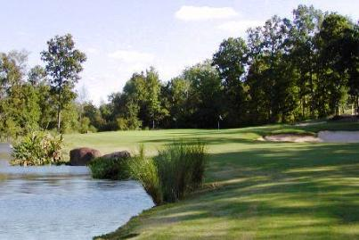 Golf Course Photo, Rocky River Golf Club At Concord, Concord, 28075