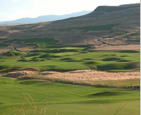 Buffalo Peak Golf Course, Union, Oregon, 97883 - Golf Course Photo