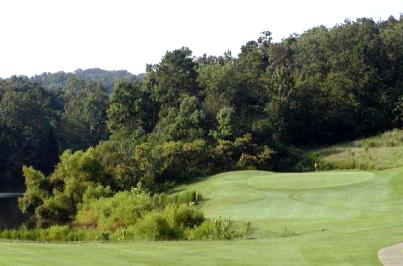 Pawtucket Golf Club, CLOSED 2007, Charlotte, North Carolina, 28214 - Golf Course Photo