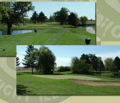 Dwight Country Club,Dwight, Illinois,  - Golf Course Photo