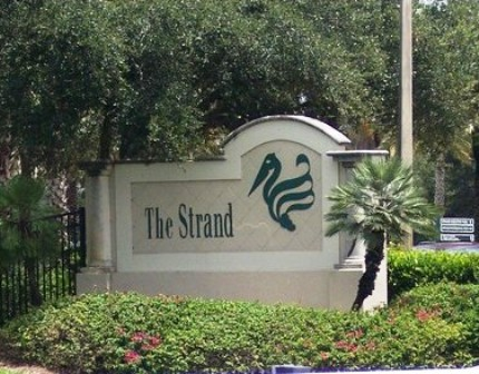 The Club at The Strand Golf Course,Naples, Florida,  - Golf Course Photo