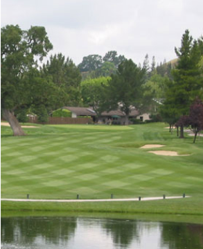Golf Course Photo, Round Hill Golf & Country Club, Alamo, 94507