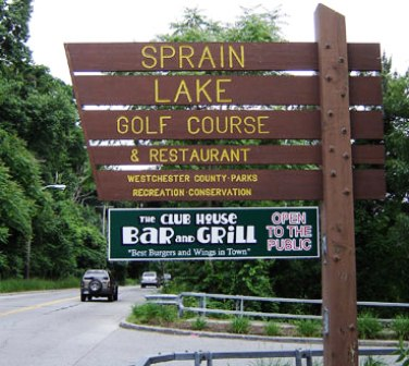 Sprain Lake Golf Course,Yonkers, New York,  - Golf Course Photo