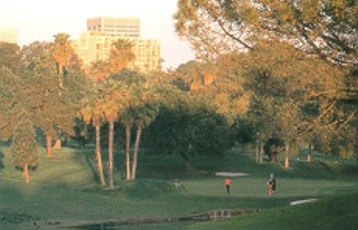 Golf Course Photo, Newport Beach Country Club, Newport Beach, 92660