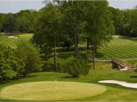 Golf Course Photo, Trenton Country Club, Trenton, 08628
