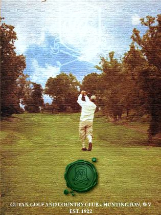 Guyan Golf & Country Club,Huntington, West Virginia,  - Golf Course Photo