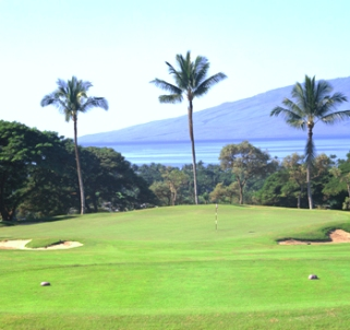 Kaanapali Golf Course, Kaanapali Kai,Lahaina, Hawaii,  - Golf Course Photo