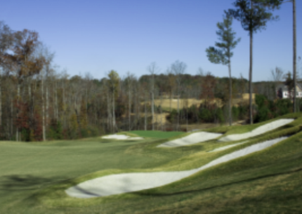 Golf Course Photo, The Manor Golf and Country Club, Alpharetta, 30004