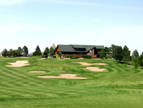 Woodland Hills Golf Course, Eagle, Nebraska, 68347 - Golf Course Photo