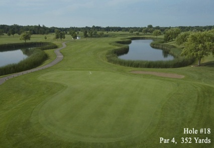North Links Golf Course,North Mankato, Minnesota,  - Golf Course Photo