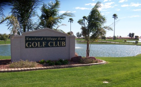 Sunland Village East Golf Course, Mesa, Arizona, 85208 - Golf Course Photo