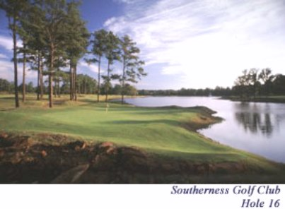 Southerness Golf Club, CLOSED 2004,Stockbridge, Georgia,  - Golf Course Photo