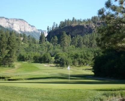 The Glacier Club at Tamarron, Cliffs Course