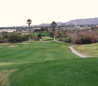 Rolling Hills Golf Course, Tempe, Arizona, 85281 - Golf Course Photo