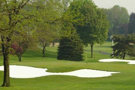 Country Club Of Lansing, Lansing, Michigan, 48911 - Golf Course Photo
