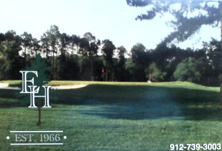 Evans Heights Golf Club,Claxton, Georgia,  - Golf Course Photo