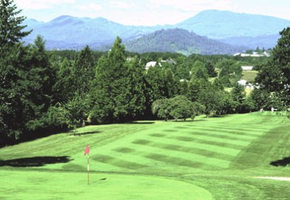 Corvallis Country Club, Corvallis, Oregon, 97333 - Golf Course Photo