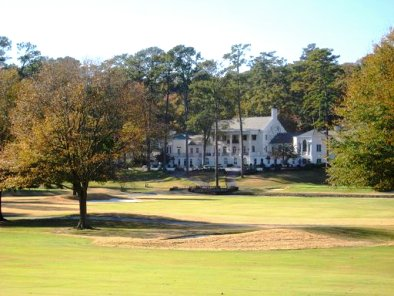 Golf Course Photo, Mountain Brook Country Club, Birmingham, 35213