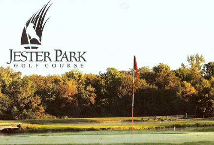 Jester Park Golf Club -Executive,Granger, Iowa,  - Golf Course Photo