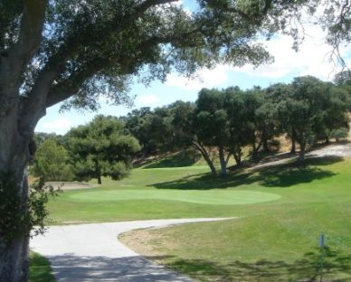 Chalk Mountain Golf Course, Atascadero, California, 93422 - Golf Course Photo