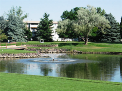 Windsor Gardens Golf Club, Denver, Colorado, 80231 - Golf Course Photo