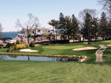 Port Jefferson Country Club At Harbor Hills,Port Jefferson, New York,  - Golf Course Photo