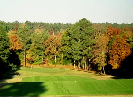 Golf Course Photo, Southern Pines Golf Club, #1, Southern Pines, 28387