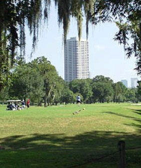 Hermann Park Golf Course,Houston, Texas,  - Golf Course Photo