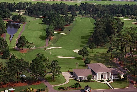 Azalea Sands Golf Course,North Myrtle Beach, South Carolina,  - Golf Course Photo
