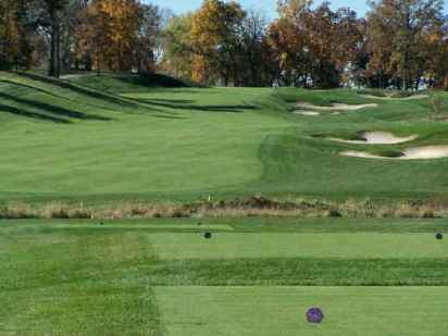 Blue Top Ridge at Riverside,Riverside, Iowa,  - Golf Course Photo