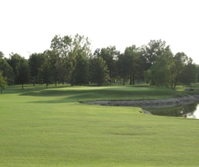 Golf Course Photo, Riverside Golf Club -Par 3, Fenton, 63026